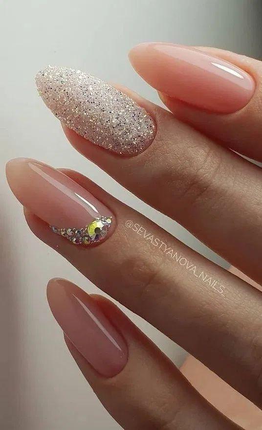 Feb 18, 2020 - 125 gorgeous wedding nails ideas - page 18 | decor.homydepot.com