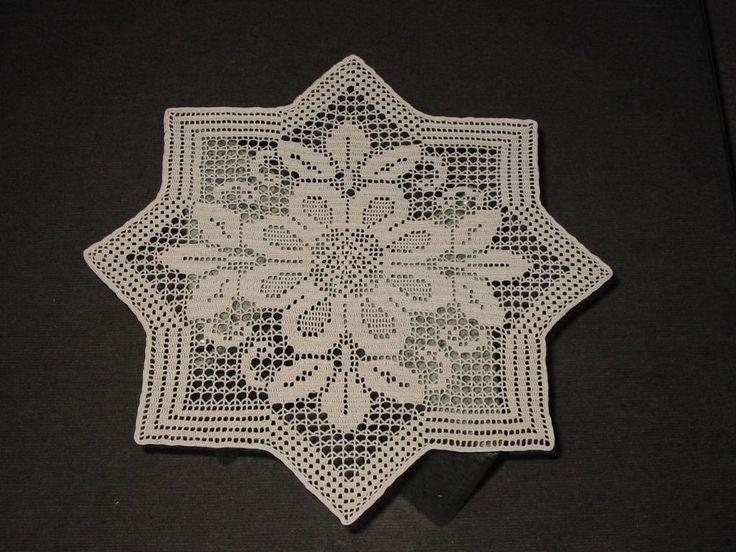 crochet german doily   Hookalike's crochet: July 2010