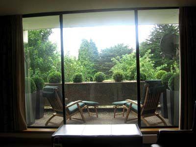 minimalist  open space