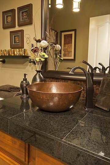 Best 25+ Copper Vessel Sinks Ideas On Pinterest