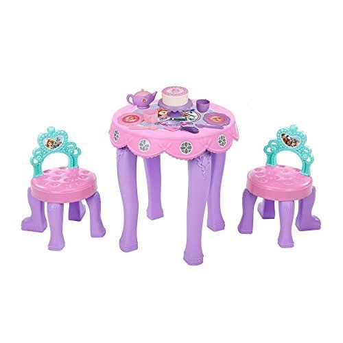 Best price on Disney Sofia the First Tea Table & Chair Set  See details here: http://allfurnitureshop.com/product/disney-sofia-the-first-tea-table-chair-set/    Truly a bargain for the brand new Disney Sofia the First Tea Table & Chair Set! Have a look at this low cost item, read buyers' feedback on Disney Sofia the First Tea Table & Chair Set, and get it online not thinking twice!  Check the price and Customers' Reviews…