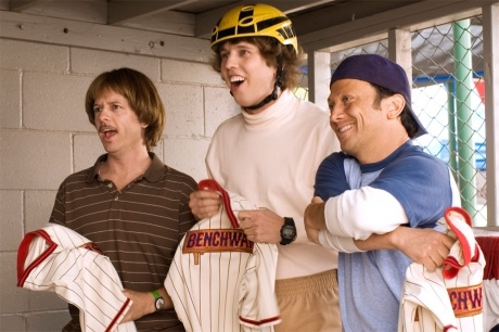 "The Benchwarmers. Love this movie. ""i smell cinnamon rollsssss!"""