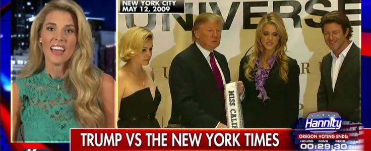 Carrie Prejean: NYT twisted passage from my book after I refused to help with their Trump hit piece
