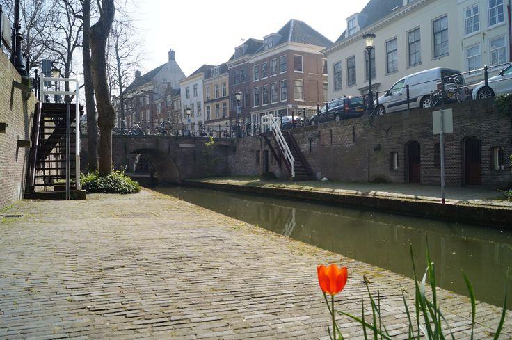 'Nieuwegracht' channel