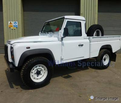 108 best land rover defender pickup images on pinterest for Garage land rover brest