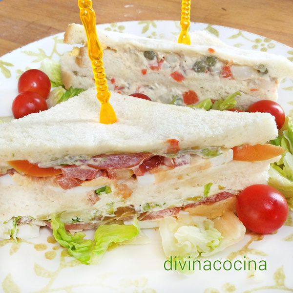 Ideas para hacer un buen sandwich vegetal