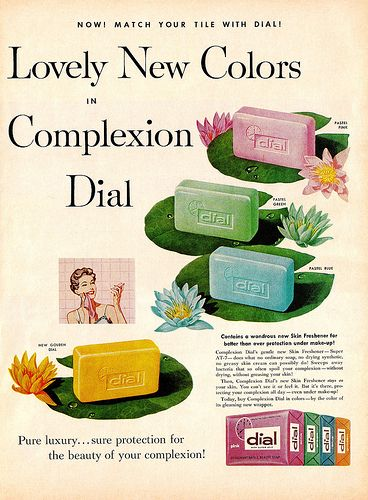 """1958. """"Match Your Tile with Dial"""""""
