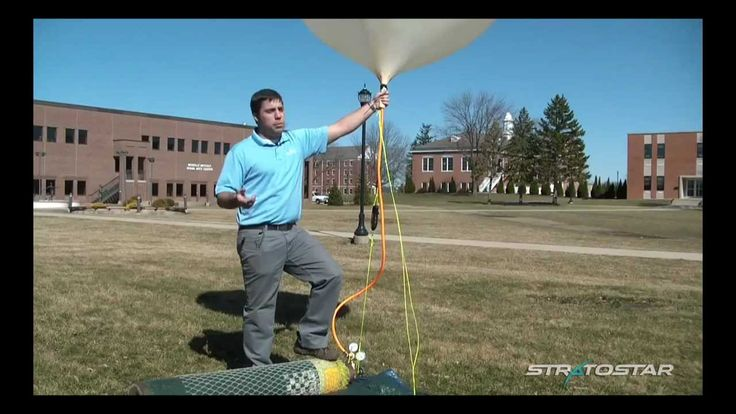 How to calculate lift for a weather balloon