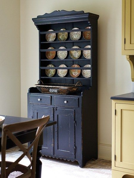 A Kitchen Hutch Adds Such Great Personality To Your Dining Room Or Other Space In Home