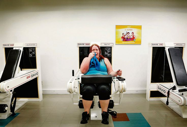 National daily Helsingin Sanomat reports about a different kind of gym that's not only for the fit and 100% able. Come as you are, free from mirrors, workout-selfies and peer pressure. Exercise is for everyone at the #Alfido gym in #Kuopio. #Hesari