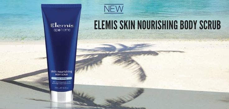 The lovely ladies at ‪#‎Elemis‬ sent me their new Skin Nourishing Body Scrub which hits stores next week to try out. If you are looking for an at home spa quality scrub...this is it