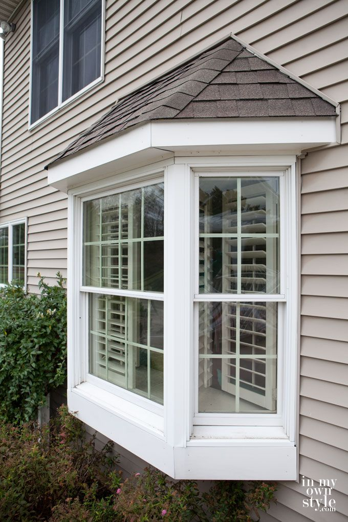Sharing my window cleaning tips and the best product to clean second floor or hard to reach windows. I actually have fun cleaning the exterior windows on my house   In My Own Style