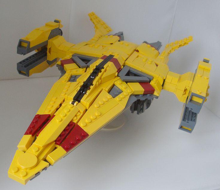 Destiny LEGO Is Easier To Level