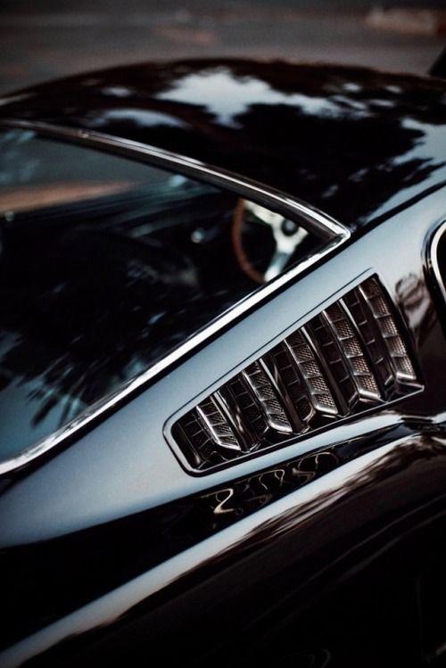Mustang Fastback © paul mckenzie   – It's a Man's Locomotion