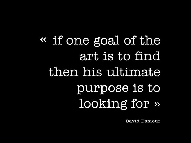 Art quote by David Damour
