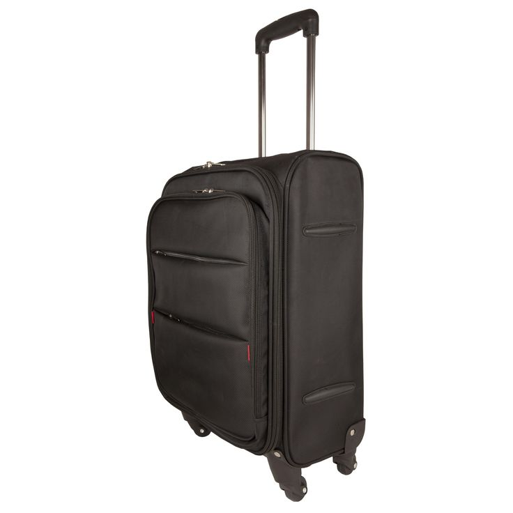 Urban Factory 17.3 City Travel Trolley Bag for Notebooks - Black (VQ9953)