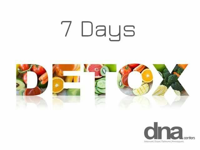 7 DAYS DETOX δωρεάν από τα Dna Centers. Τα εορταστικά γεύματα αυξάνουν συνήθως το σωματικό μας βάρος. Οι Διατροφολόγοι των Dna Centers σας περιμένουν για να σας διαθέσουν δωρεάν ειδικό πρόγραμμα διατροφής και αποτοξίνωσης 7 ημερών.Καλέστε μας σήμερα για το ραντεβού με τον διατροφολόγο μας. Σύνταγμα Καρ.Σερβίας 2 - 210 3240000 Πατησίων & Κεφαλληνίας 46 - 210 8846200 Κηφισιά Παναγίτσας 2 - 210 8018376 Θεσσαλονίκη Μητροπόλεως 28 - 2310 251002 #Dna #DnaCenters #AestheticMedicine #Beauty…