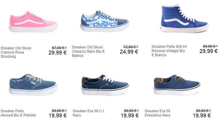 #Abbigliamento e #scarpe #Vans a partire da 24.99 su #Privalia