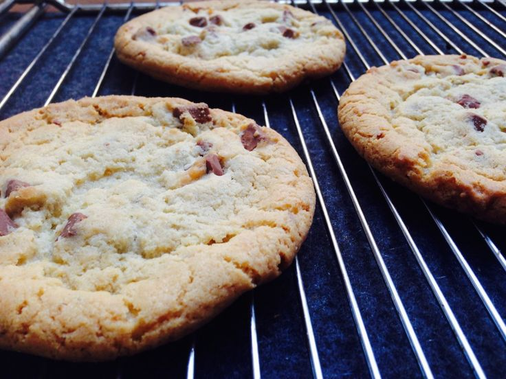 Chocolate Chip-Cookies