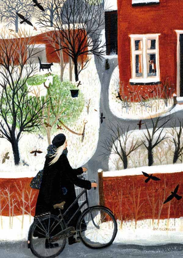 Arriving Home by Dee Nickerson