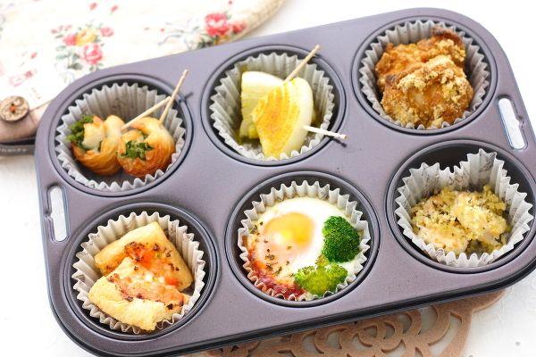 6個取りのマフィン型を活用して作るおかず6種 by 小春ちゃん / レシピサイト「Nadia | ナディア」プロの料理を無料で検索
