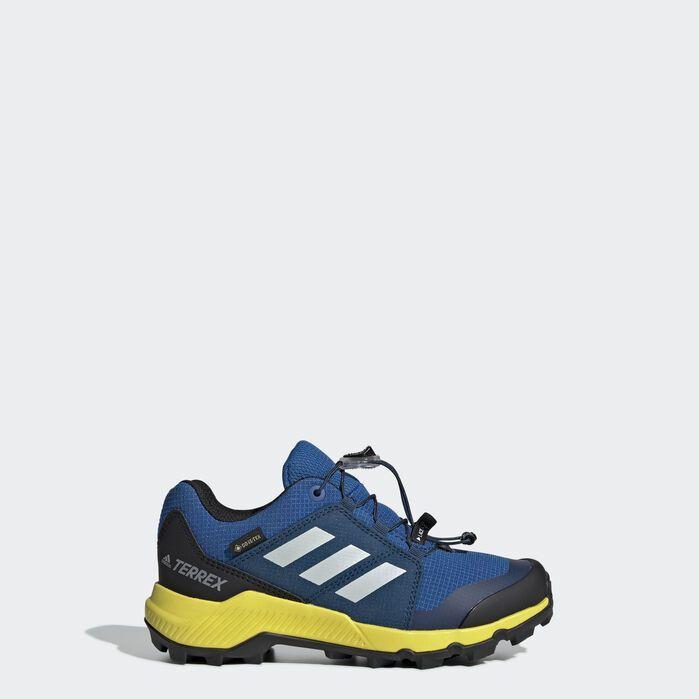 Terrex GORE TEX Hiking Shoes | Blue shoes, Blue adidas