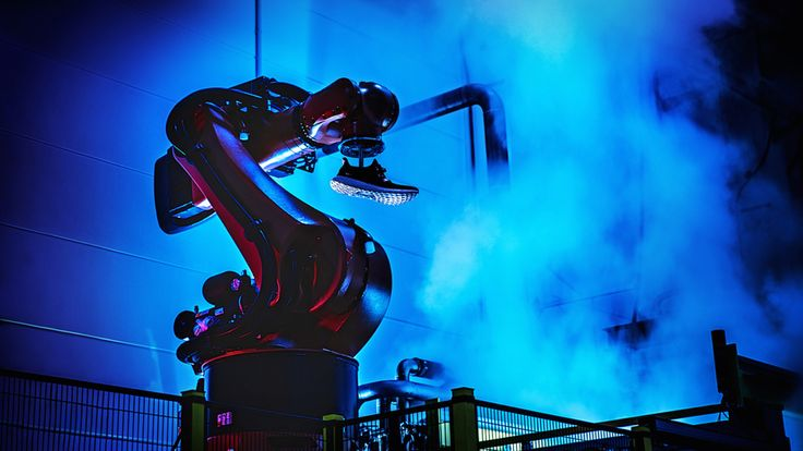 The plummeting cost of industrial robots and the electronic cameras used for machine vision mean that serious automation is coming to even the cheapest sewn products.