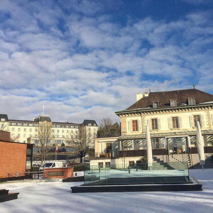 L'EHG avec le CICR sous la neige et le soleil  #EHGLife #geneve #cicr #geneva  #ehgstudent #lakegeneva #lacleman #restaurant #ehg #ecole #ecolehoteliere #ecolesuisse #hotelschool #swisshotelschool #hotellerie #swissriviera #switzerland  #lac #riviera  #genevalake  #visitgeneva  #switzerland #lacdegeneve  #genevacity #lacleman  #igersuisse  #genevalive #ehgcampus #gastrosuisse #restaurant #hotelmanagementschoolgeneva #hmsg
