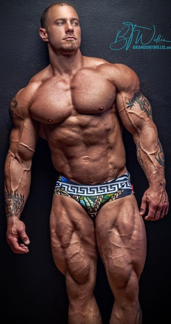 Physique Muscle Men Blanchard Bodybuilders Men
