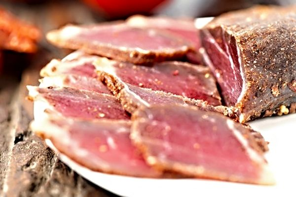 Basturma (sušené maso)