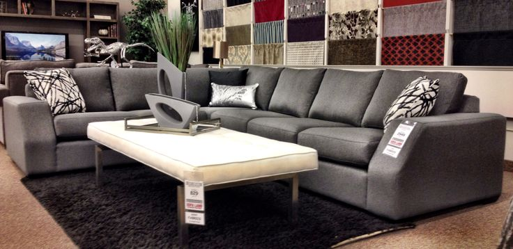 We weren't going to make a comment like the Vesuvius sectional is going to blow your mind.... but it just might. Stop by and check out this great new model!