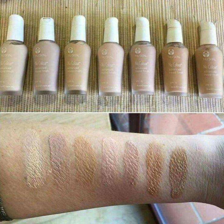 Nu Skin - Advanced liquid finish