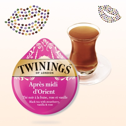 Twinings Après midi d'Orient  #Tassimo #TDISC #Twinings #apres #midi #orient #tea
