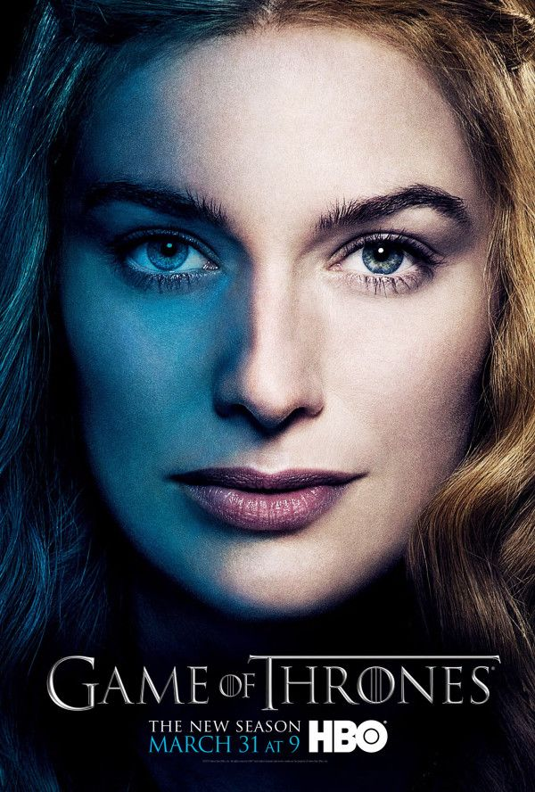Cersei Lannister - Game of Thrones Season 3 Character Posters