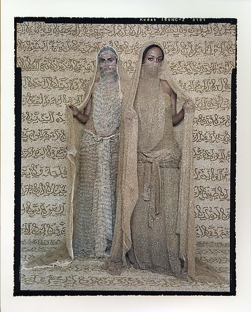 Photo Gallery: Lalla Essaydi's Harem Girls | National ...