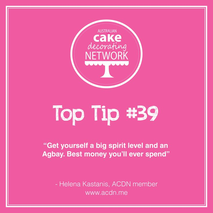 Top Tip shared by Helena Kastanis - Join our wonderful membership community online at www.acdn.me