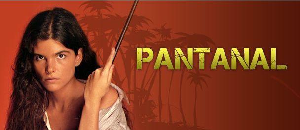 a novela Pantanal