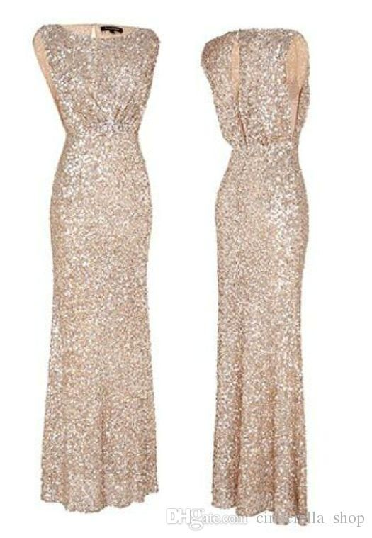 I found some amazing stuff, open it to learn more! Don't wait:http://m.dhgate.com/product/new-champagne-sequins-formal-bridesmaid-dresses/389577234.html