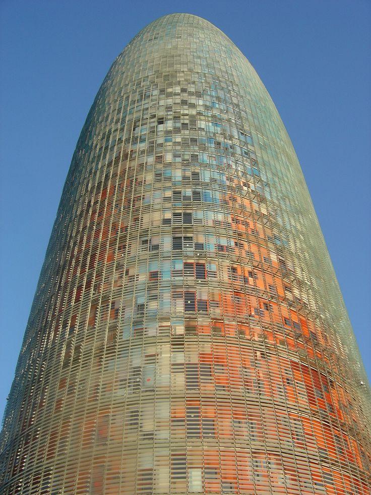 Barcelone - Tour Agbar de Jean Nouvel - LANKAART