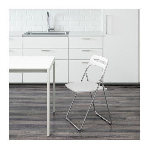17 meilleures id es propos de renovation de chaise for Ikea chaises pliantes et empilables
