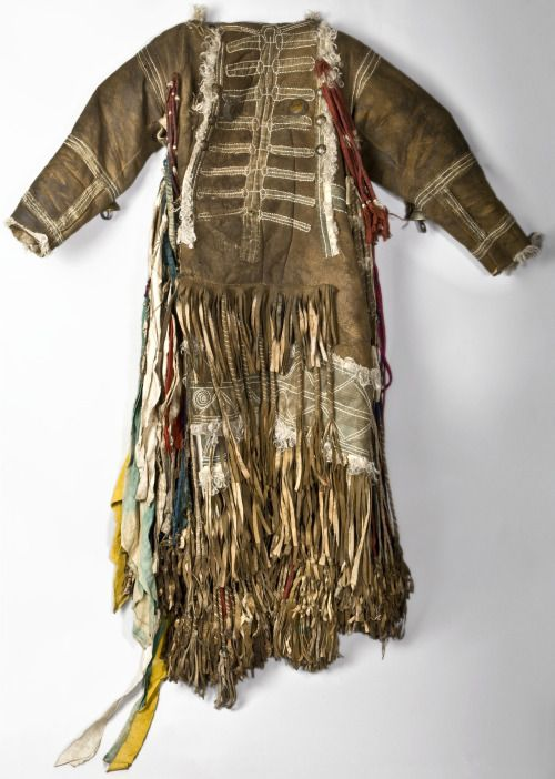 Female Shaman's Dress Tofalar (Siberia, Irkutsk) The Peter the Great Museum of Anthropology and Ethnography