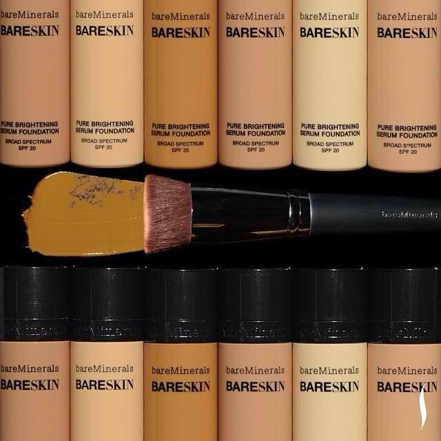 Happy launch week to our friends at another #SanFrancisco based company #bareMinerals on bareSkin Pure Brightening Serum Foundation! #Sephora