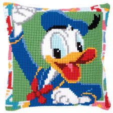 disney cross stitch pillow - Google Search