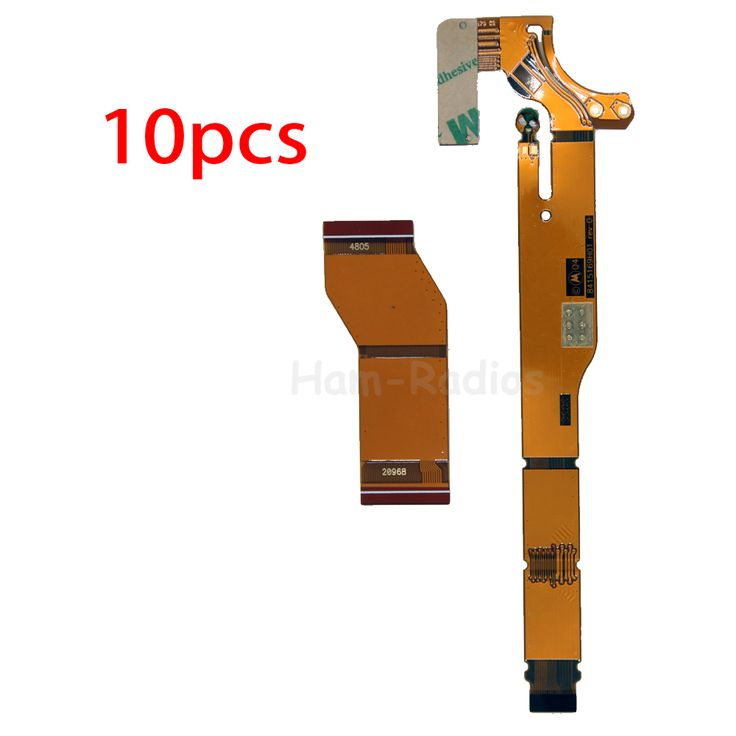 ==> [Free Shipping] Buy Best 10pcs LCD&Keypad Flexiable  Big Speaker flexible with mic for Motorola GP338 GP380 GP360 GP388 Portable Two-way Radio Online with LOWEST Price | 32814418646