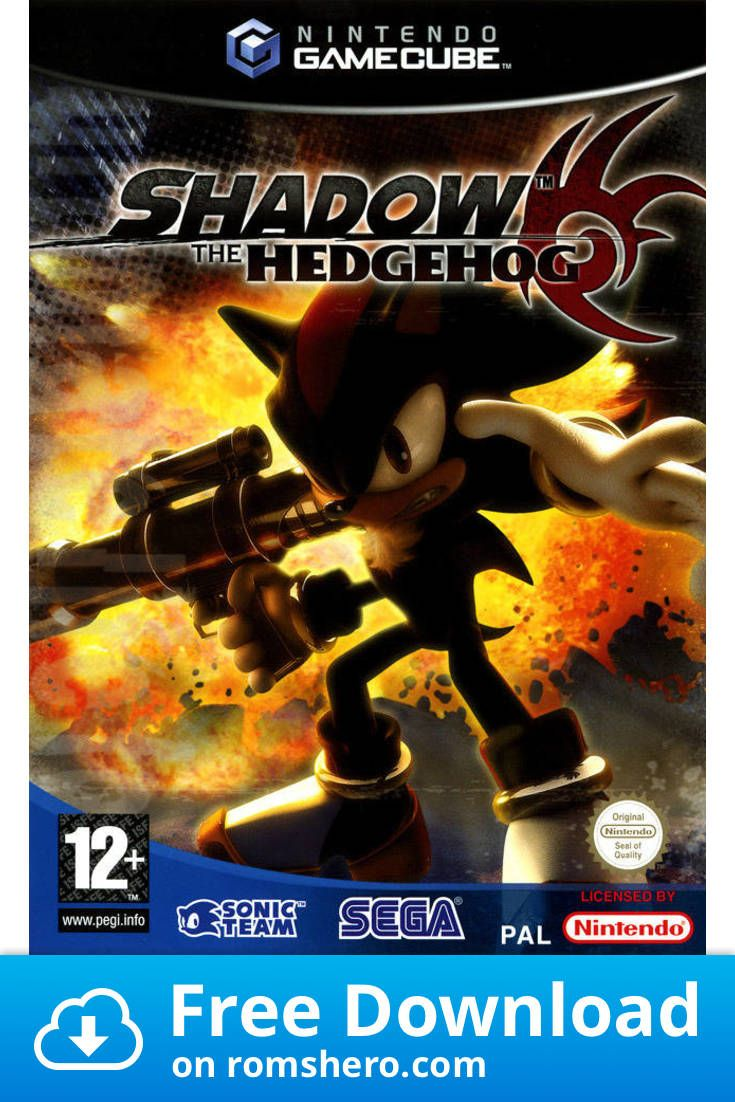 Download Shadow The Hedgehog Gamecube Rom In 2020 Shadow The Hedgehog Gamecube Shadow