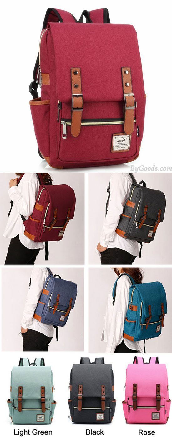 I want buy the gray one ! #backpack #school #college #bag #rucksack #fashion