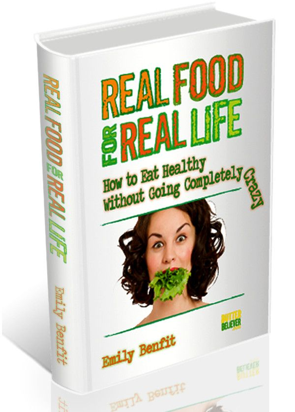 Real Food for Real Life - butter believer