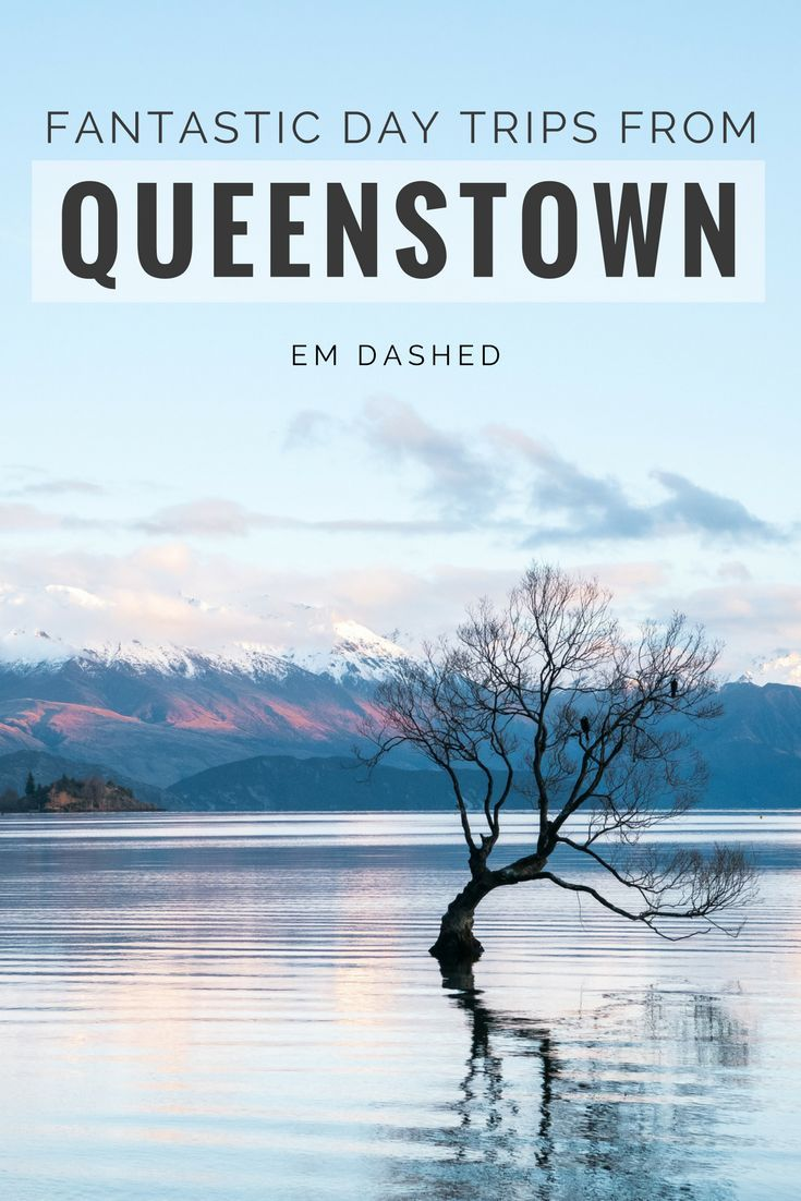 de49fe1f Queenstown, New Zealand: love it or hate it, you shouldn't forget about the  rest of the Southern Lakes region. Here are three options for day trips to  take ...