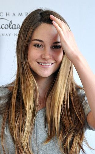 Day 5 dream cast for tris- never really thought about it but i think that shai was perfect for tris