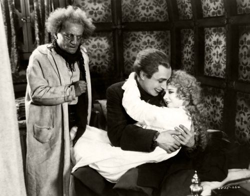 """This talk about having to live a role before you enact it is a lot of bunk. I have never known life such as I portrayed it in Drums of Love and The Man Who Laughs, but I actually lived it when I was in front of the camera."" — Mary Philbin (Bizarre Los Angeles)"